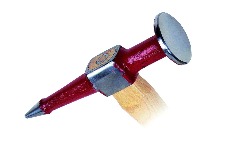 Sykes-Pickavant Panel Beater Shrinking and Flat Face Hammer-0
