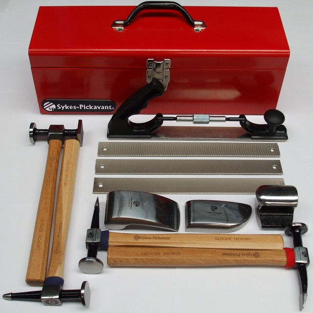 Sykes-Pickavant 058500TH Body Repair Set-0