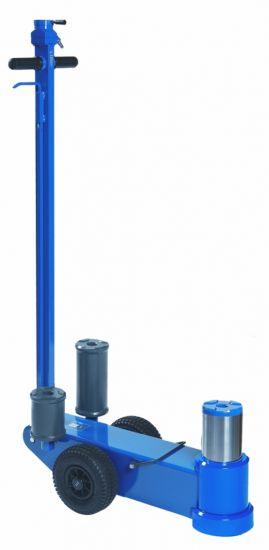 Weber 65 Tonnes Single Ram Air/Hydraulic Trolley Jack-0