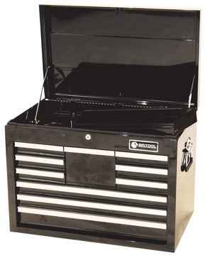 Britool BTBRD6BL 6 Drawer Top Box-Black