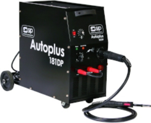 SIP04791 Autoplus 181DP MIG Welder - Gas/Gasless. Wheel Mounted-0