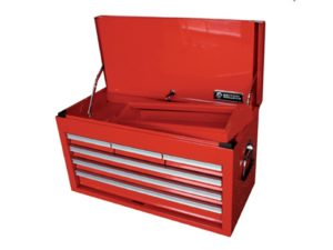 E010212B 6 DRAWER TOOL CHEST WITH DROP DOWN FRONT-0