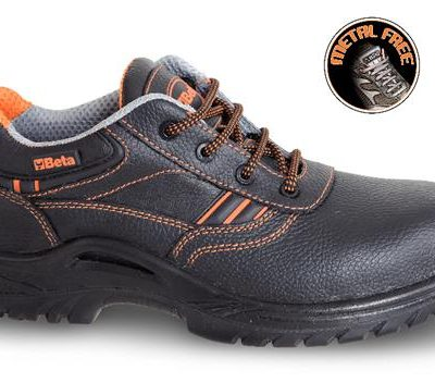 Beta 7200Bkk 43-Full-Grain Leather Shoe-0
