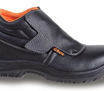 Beta 7245B 43-Leather Shoe, Welder Style-0