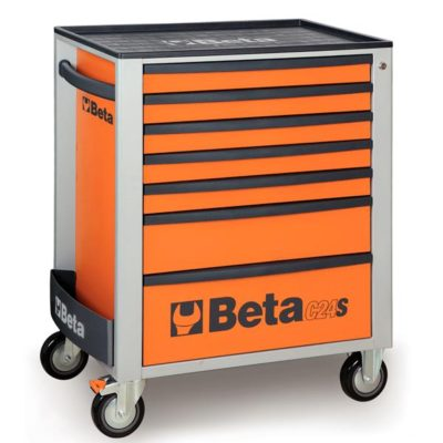 Beta C24S 7/O-Mobile Roller Cab 7 Draw.Orange (024002071)-0