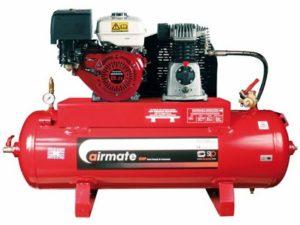SIP04452 - Airmate Industrial Super Compressor - ISHP8/110 (Honda)-0