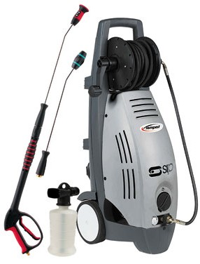 SIP08933 - Tempest P480/140-S Pressure Washer - wheel mounted (230v)-0