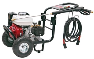 SIP08943 - Tempest TP 760/190 Pressure Washer - wheel mounted-0