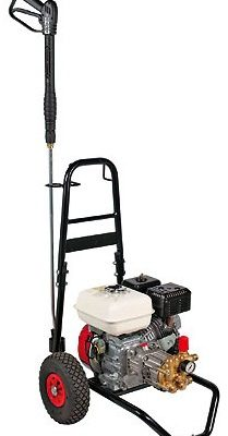 SIP08946 - Tempest PP 660/165 Pressure Washer - wheel mounted-0