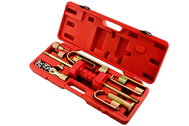 PT92297 8 adaptors for controlled hammer and pulling with 5.4kgs slide hammer.-0