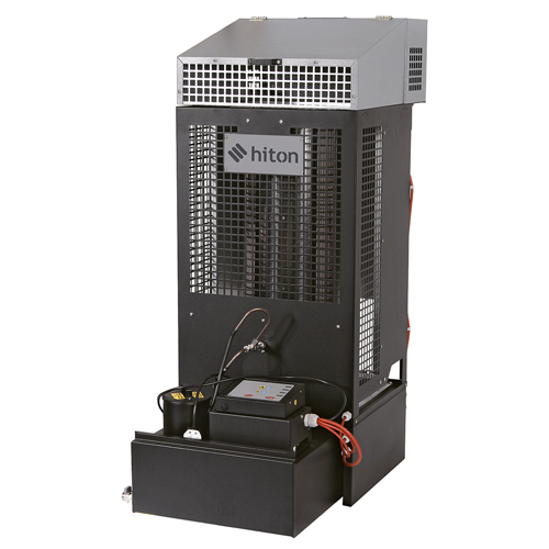 SIP09178 HP125 Hiton Oil Heater with FREE Flue Ki-0