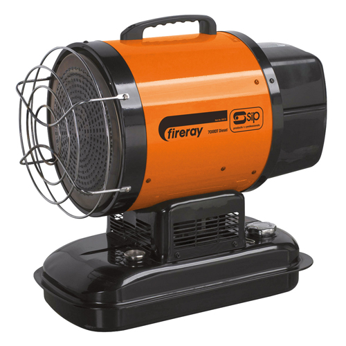 SIP09579 Fireray 70XRDT Infrared Diesel/Paraffin Heater-0
