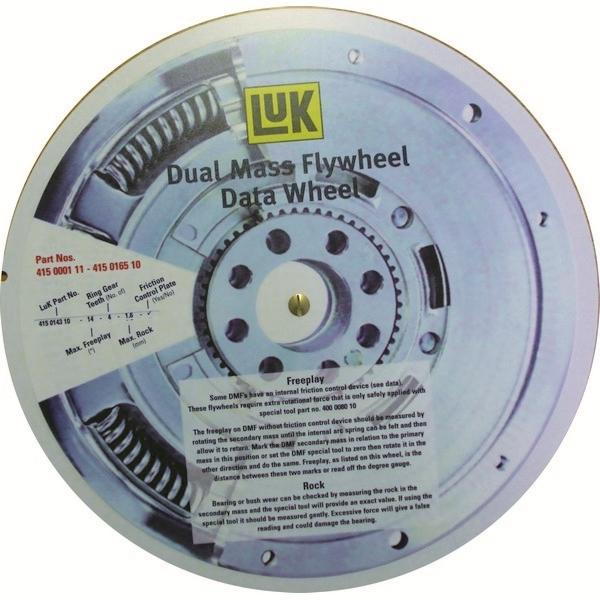 Sykes-Pickavant Dual Mass Flywheel - Special Tool (081100SP)-0