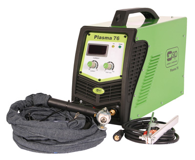 SIP05179 Plasma 76 with HF torch Inverter Plasma Cutter - 3phase-0