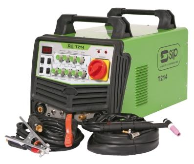 SIP05189 T214 AC/DC TIG/ARC/Inverter - Version 2-0