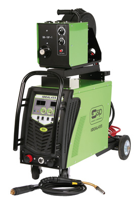 SIP05173 Ideal 455 MIG/ARC Inverter Welder - 3phase-0