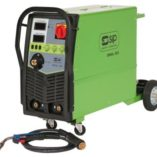 SIP05167 Ideal 304 MIG/ARC Inverter Welder - 3phase-0