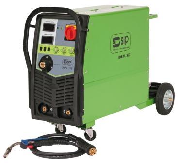 SIP05167 Ideal 304 MIG/ARC Inverter Welder - 3phase-0