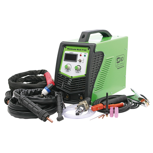 Weldmate Multi P185HF TIG/ARC/Plasma Inverter