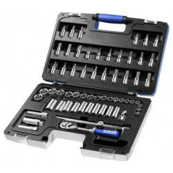 "Britool 61 Piece 3/8"" Socket Set-0"
