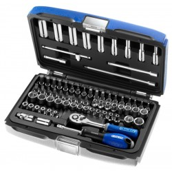 "Britool 73 Piece 1/4"" Socket Set -0"