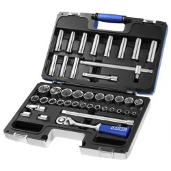 "Britool 42 Piece 1/2"" Socket Set-0"