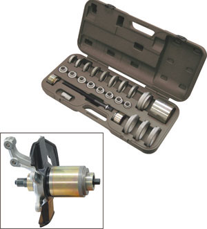 KLANN Wheel Bearing Tool Set (with Mechanical Drive) (KL-0039-0110 K)-0