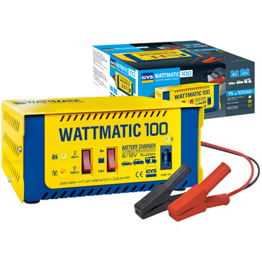 GYS Wattmatic 100 Traditional Automatic Charger (GYS0025417)-0