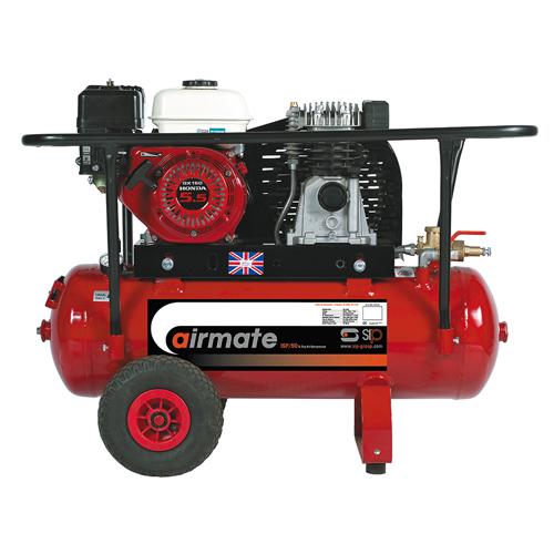 SIP Airmate Industrial Super Compressor - ISHP5.5/50 (Honda) (04444)-0