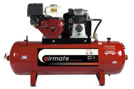 SIP Airmate Industrial Super Compressor - ISHP8/200 (Honda) (04456)-0