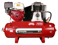 SIP Airmate Industrial Super Compressor - ISHP11/110 (Honda) (04459)-0