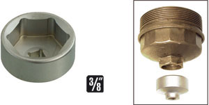 KLANN Oil Filter Socket, Size (waf) 36 mm (KL-0122-5)-0