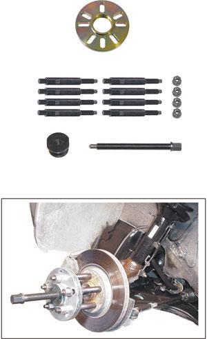 KLANN Puller Set (KL-0174-110)-0