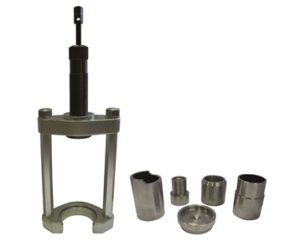 Mercedes Sprinter Ball Joint Tool Including Press Frame & 12 Tonne Hydraulic Ram (187413V2)-0