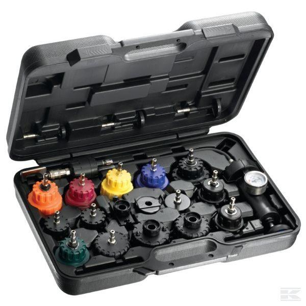 Britool Radiator Pressure Tester Kit (E200511)-0