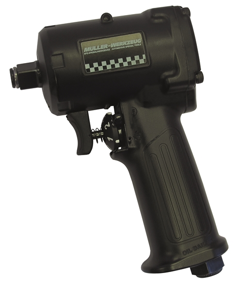 """1/2"""" Impact Wrench - Ultra Short-0"""