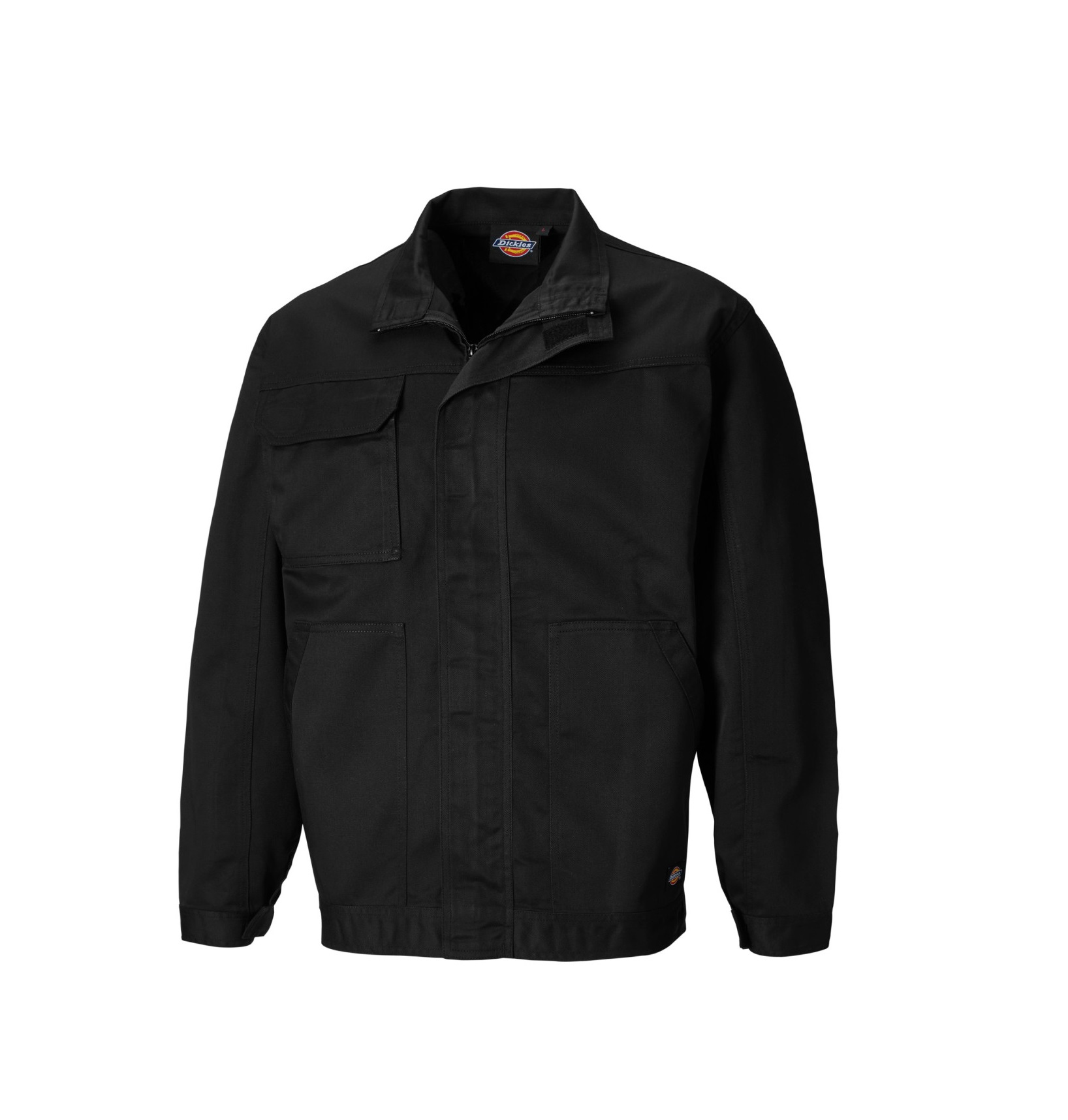 Black dickie work jacket, hot and horny porn stars