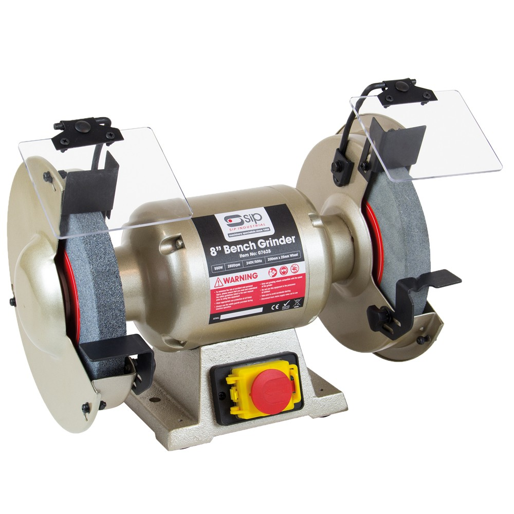 8 Quot Professional Bench Grinder Munster Tool Co